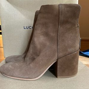 *NEW* Lucky Brand Boots